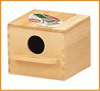 角型巣箱 小