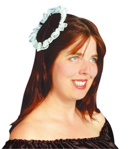 Fancy Dress Accessories   French Maid Hat: Amazon.co.uk
