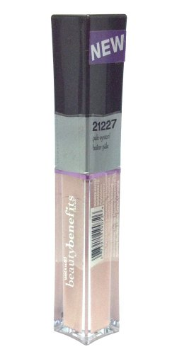 Wet N Wild Beauty Benefits 21227 Pale Oyster Sheer Luster Lip Gloss (1 Each)