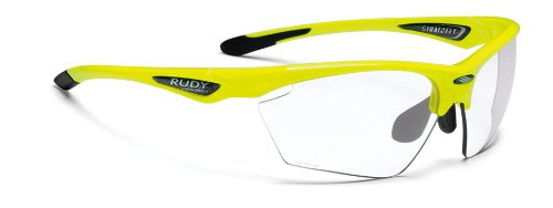 Rudy Project Stratofly Occhiali, Donna, Yellow Fluo G. Photo Clear