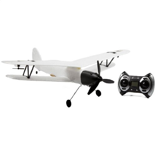 Vitality 3.5Ch Rtf Electric Rc Airplane