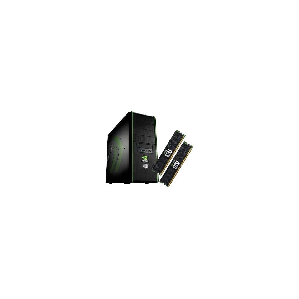 MSI P7N SLI LGA775 OCZ Barebone Kit
