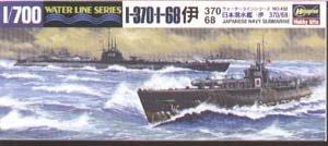 Hasegawa 1/700 IJN Submarine I-361/171