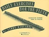 Ejercicios diarios para la flauta