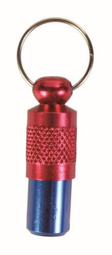 Artikelbild: Trixie ID Tag, Blau/Rot, 12Stück