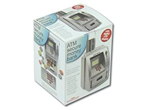 ATM / Cash Machine Electronic Secure Money Bank / Safe Deposit Box