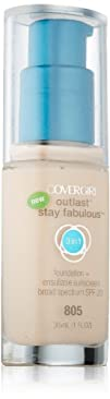 Covergirl Outlast Stay Fabulous 3-in-1 Foundation Ivory 805