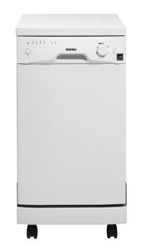 Danby Ddw1899Wp-1 Portable Dishwasher