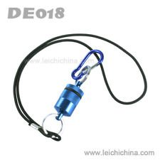 Winston Magnetic Net Release for Fly Fishing- Blue- 12 Pound Pull