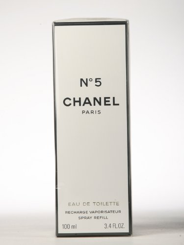 Chanel No.5 Eau De Toilette Spray Refill - 100ml/3.3oz