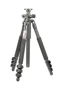 Giottos GTMTL8350B - 4 Section Pro Carbon Fibre Tripod With Two-Way Column
