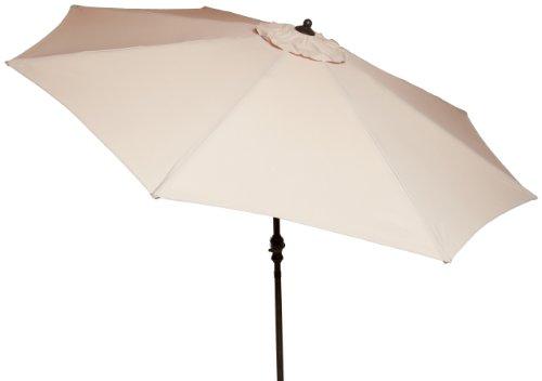 Strathwood St. Thomas Aluminum Market Umbrella