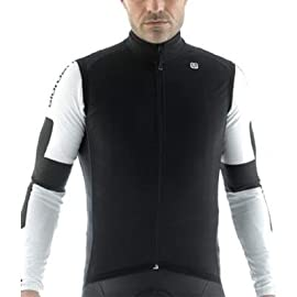 Giordana 2011/12 Men's Silverline Cycling Vest - gi-w0-rove-silv