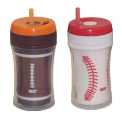 NUK Gerber Graduates Insulated Straw Sports Cup 9oz - 2pk (Gerber Straw Cup compare prices)