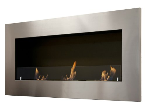 Ignis Optimum Recessed Ventless Ethanol Fireplace with Glass picture B00E8LTYOU.jpg