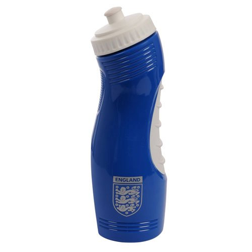 England Football Association Official Licensed Water Bottle - Blue - rrp£7
