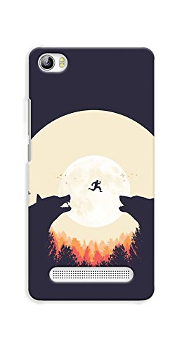Kaira High Quality Printed Designer Back Case Cover For Xolo Era 4G(399)  available at amazon for Rs.199