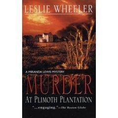 Murder At Plimoth Plantation, Leslie Wheeler
