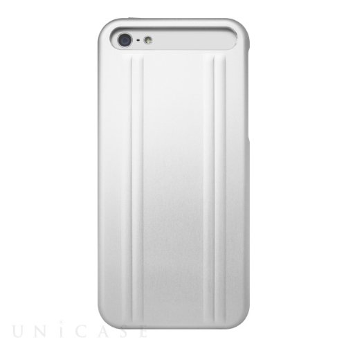 【iPhone5s/5 ケース】ZERO HALLIBURTON for iPhone5s/5 Silver (シルバー)