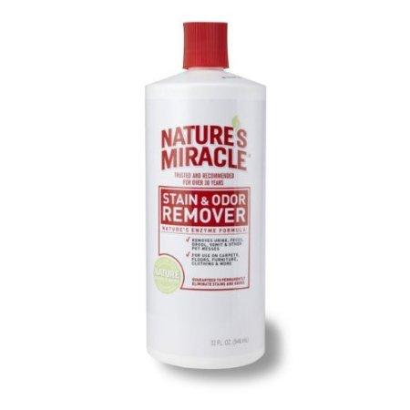 Nature's Miracle Stain and Odor Remover (32ounce) Cleaning, Remover, Pet, Stain, Smell