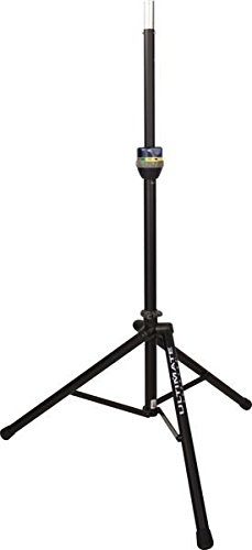 ultimate-support-ts-90b-telelock-series-lift-assist-aluminum-speaker-stand-with-integrated-speaker-a