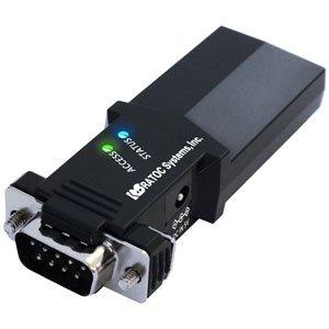 ラトックシステム Bluetooth RS-232C変換アダプター REX-BT60