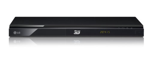 LG Smart Wi-Fi 3D BP620 Blu-ray Player