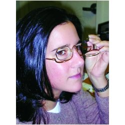 Make-up 3X Magnifying Glasses