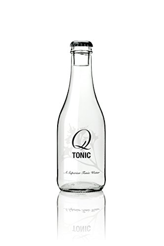 Q Tonic Water Glass Bottle(Pack Of 24)