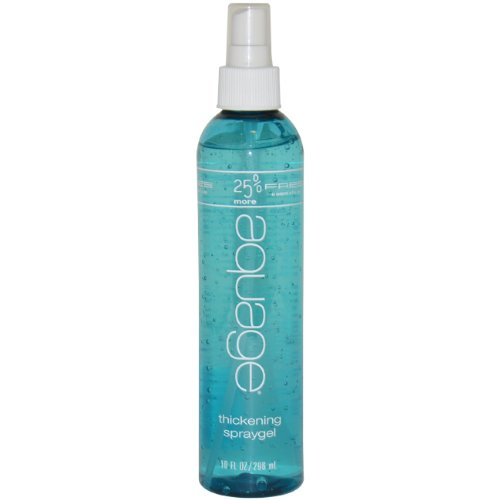 Aquage Thickening Spray Gel, 10 Ounce front-256352