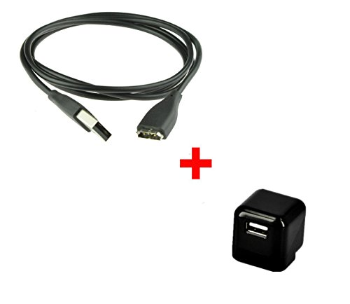 QIBOX Replacement Charger Cable for Fitbit Surge Band Wireless Activity Bracelet Charge with UL Cert
