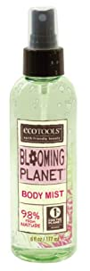 Ecotools Blooming Planet Body Mist 6-Ounces Pack of 2
