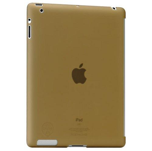 OZAKI Smart Cover対応 軽量iPad 2専用カバー iCoat Wardrobe+ タンモデル IC897TN