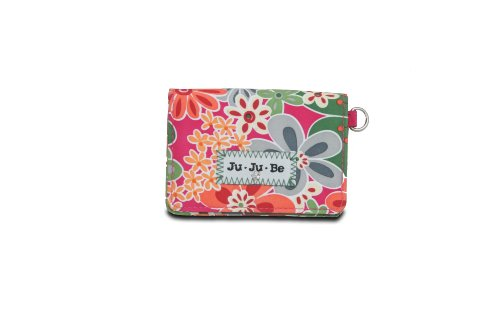 Ju Ju Be Businessbe Card Holder, Perky Perennials
