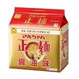 [ラーメン] 東洋水産 / マルちゃん正麺醤油味5食パック(1セット6個)