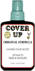 Cover Up Hunting Prod Inc Cover-Up Body Odors Refill 32 Oz Human Scent Camouflage by SCENT ELIMINATORS