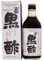 横井醸造工業 真黒酢 瓶 500ml