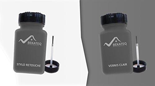 2x50ml-vernice-penna-per-peugeot-keb-nocciola-m-1-ritocco-carrozzeria-vernice-per-auto-bekateq-color