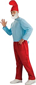The Smurfs - Papa Smurf Adult Costume