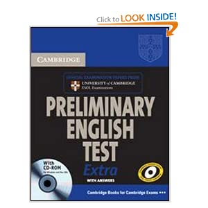Downloads Cambridge Preliminary English Test Extra Student's