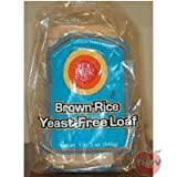 Ener G Foods - Bread Brown Rice Yeast Free 19 Oz. - 6 Per Case