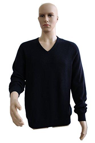 Dondup Maglione Bearsoft Uomo Blu Size XL