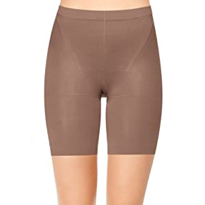 SPANX In-Power Line Firm Control Power Panties, D, Cocoa