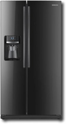 Cheap Samsung Rs261mdbp 26 Cu Ft Side By Side