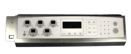 Lg Electronics 383Ew1N006E Electric Range Touchpad And Control Panel