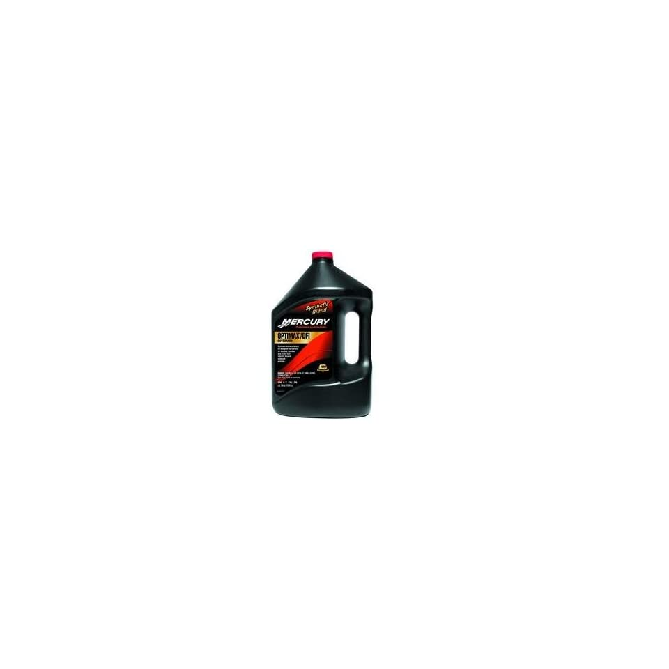 Mercury Optimax /DFI 2 Cycle Outboard Oil 1 Gallon 92