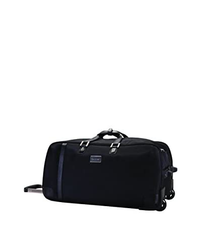 Calvin Klein Avalon 2.0 Small Wheeled Duffle, Black