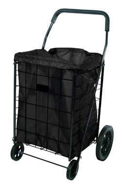 Apex Shopping Cart Liner Black