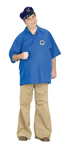 Pony Express Mens Skipper Gilligan'S Island Theme Party Fancy Dress Costume