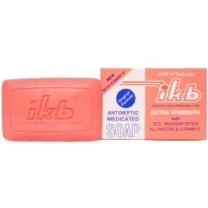 ikb Extra Strength Antiseptic Medicated Soap Seife 80g